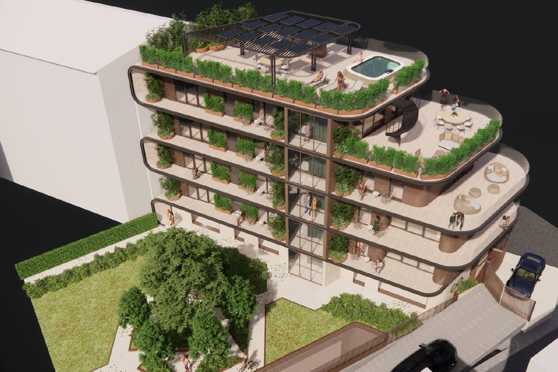 A pochi passi dal centro storico di Verona nuovissimo attico con ampia terrazza - 11