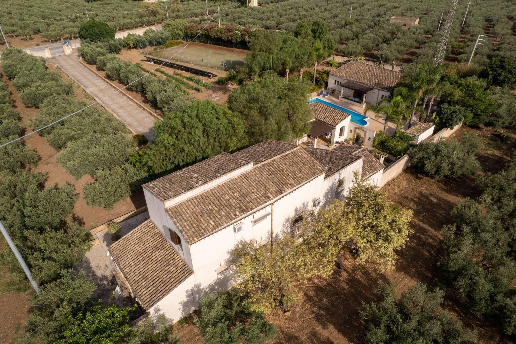 Villa con piscina vicino il parco archeologico di Selinunte - 10