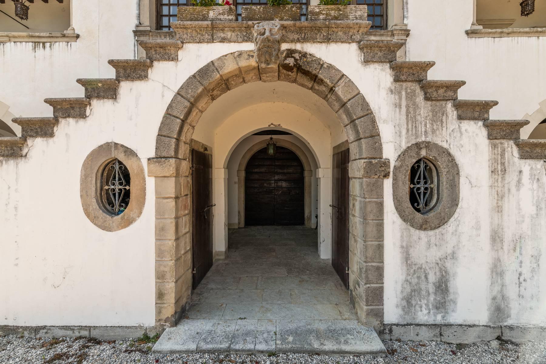 Elegant 17th century Venetian Villa with park on the hills of Treviso - 33