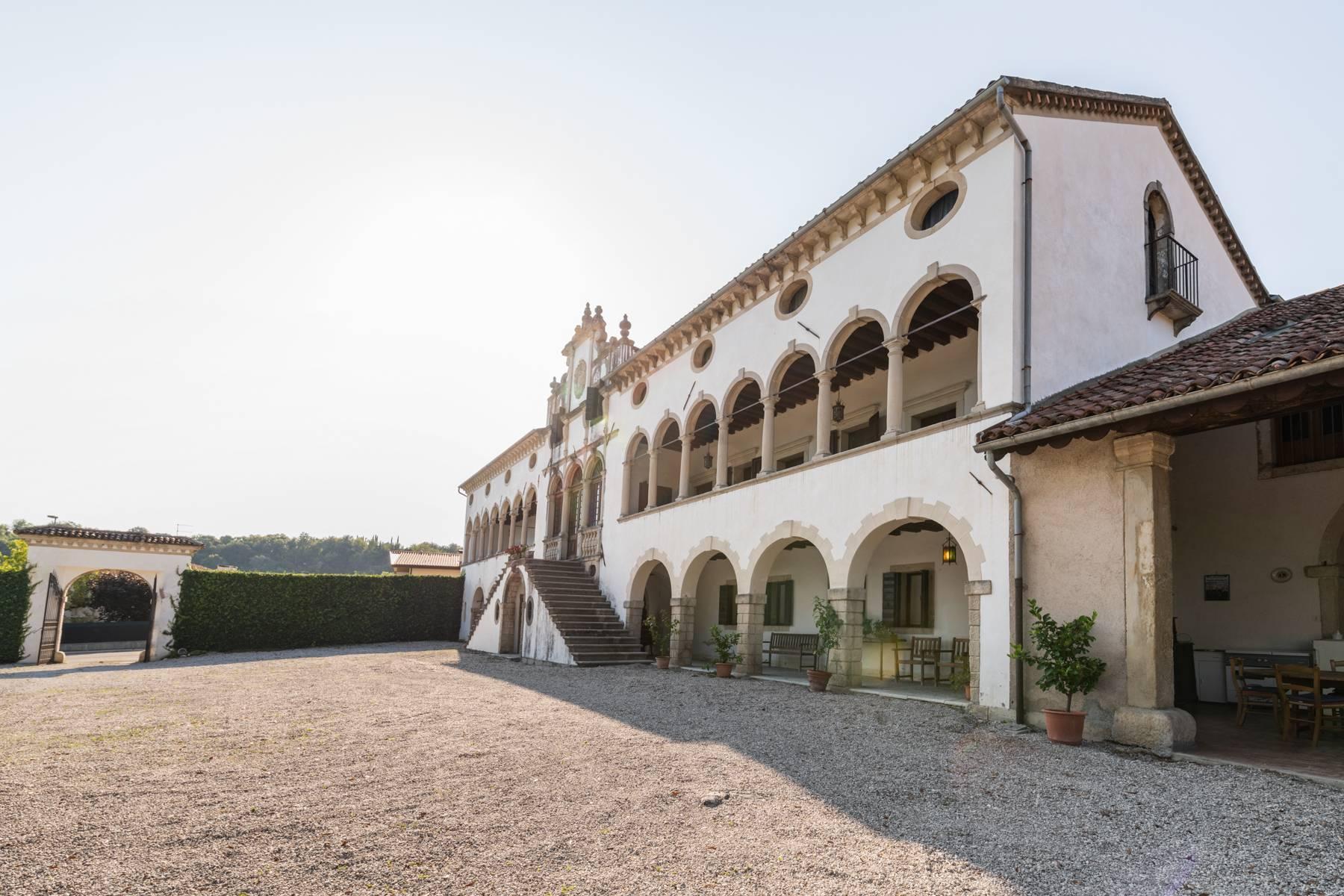 Elegant 17th century Venetian Villa with park on the hills of Treviso - 34