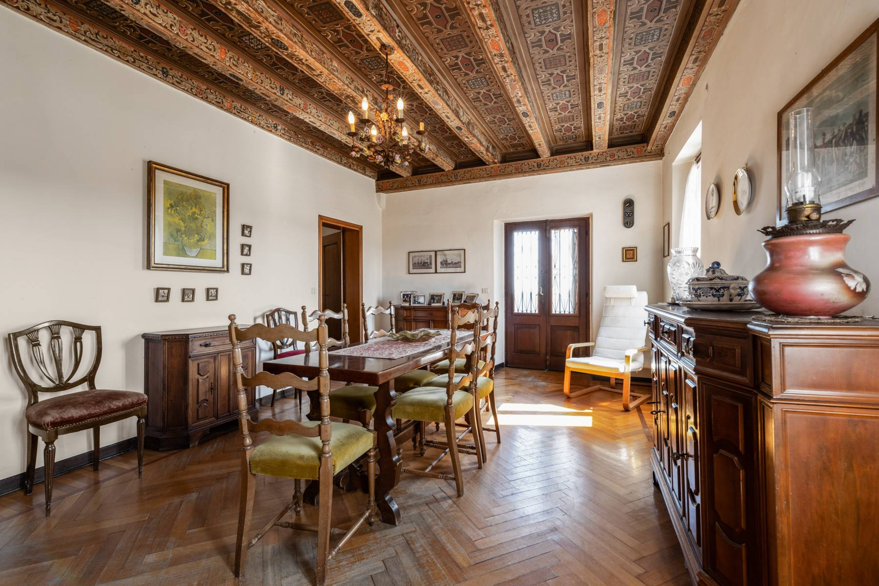 Elegant 17th century Venetian Villa with park on the hills of Treviso - 7