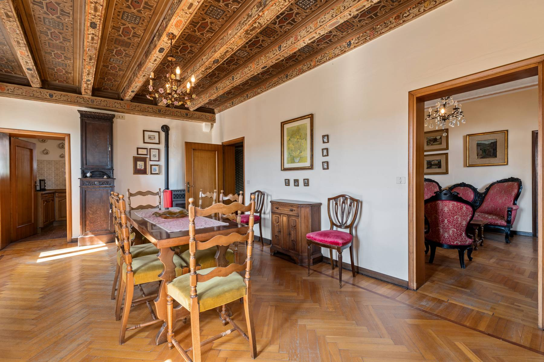 Elegant 17th century Venetian Villa with park on the hills of Treviso - 6