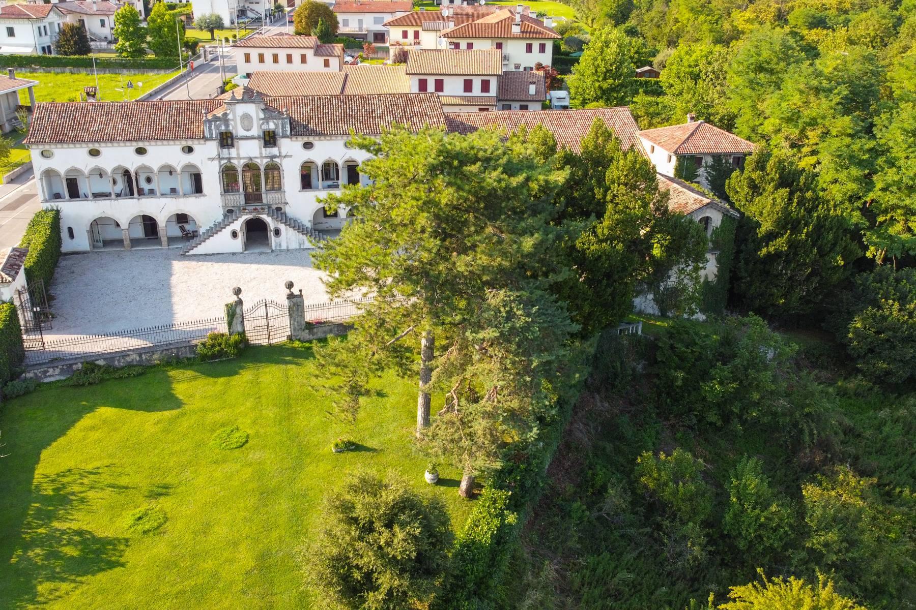 Elegant 17th century Venetian Villa with park on the hills of Treviso - 36