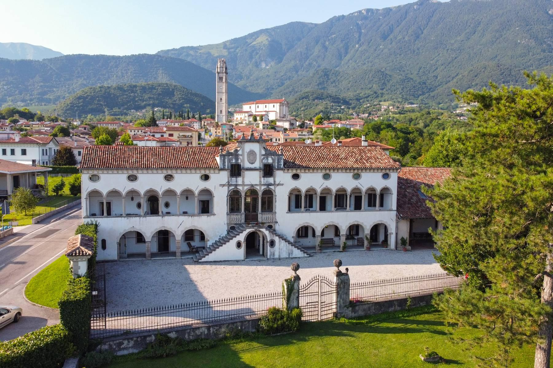 Elegant 17th century Venetian Villa with park on the hills of Treviso - 35