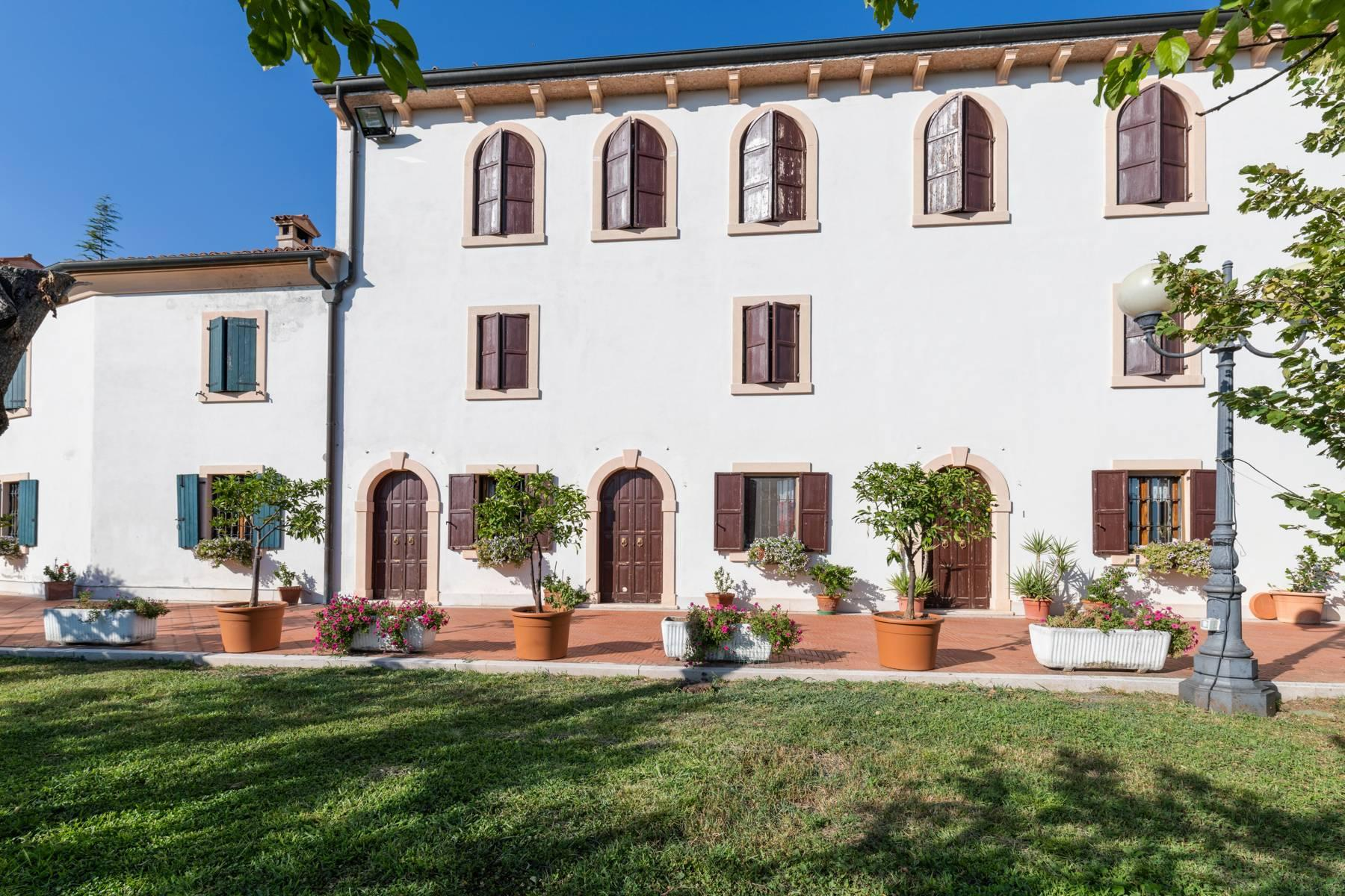 Historic country villa with swimming pool, tennis court and estate on the hills of Verona - 5