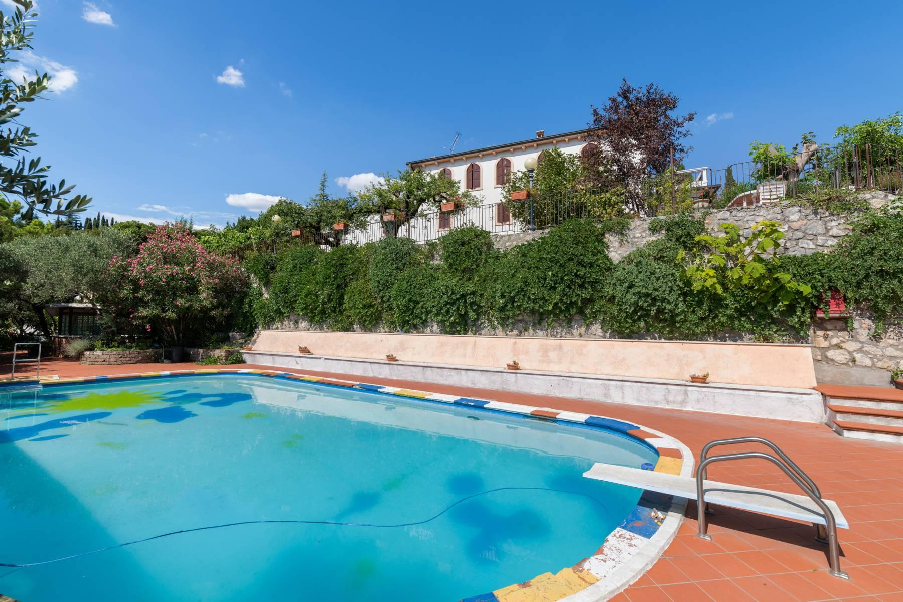 Historic country villa with swimming pool, tennis court and estate on the hills of Verona - 4