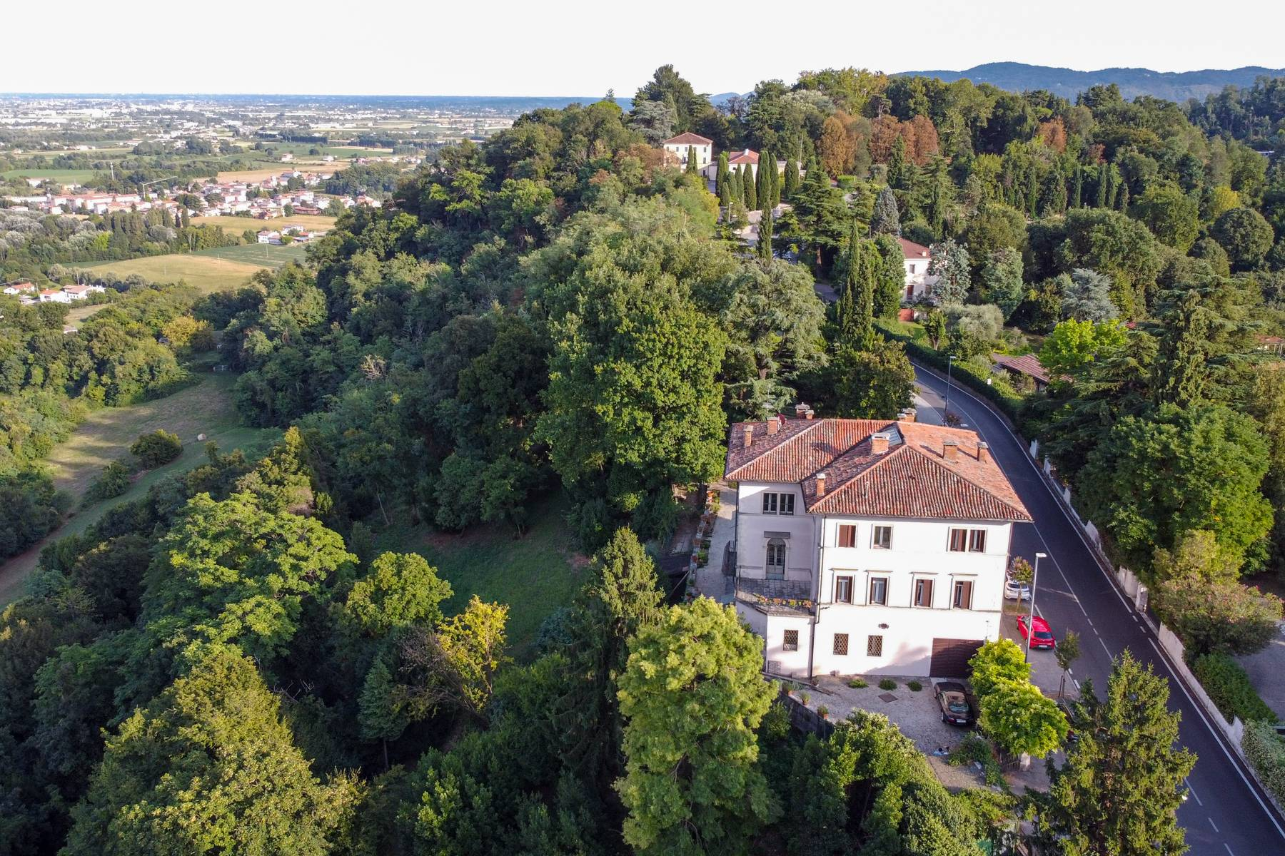 Elegante historische Villa mit privatem Park auf dem Monte Berico - 26
