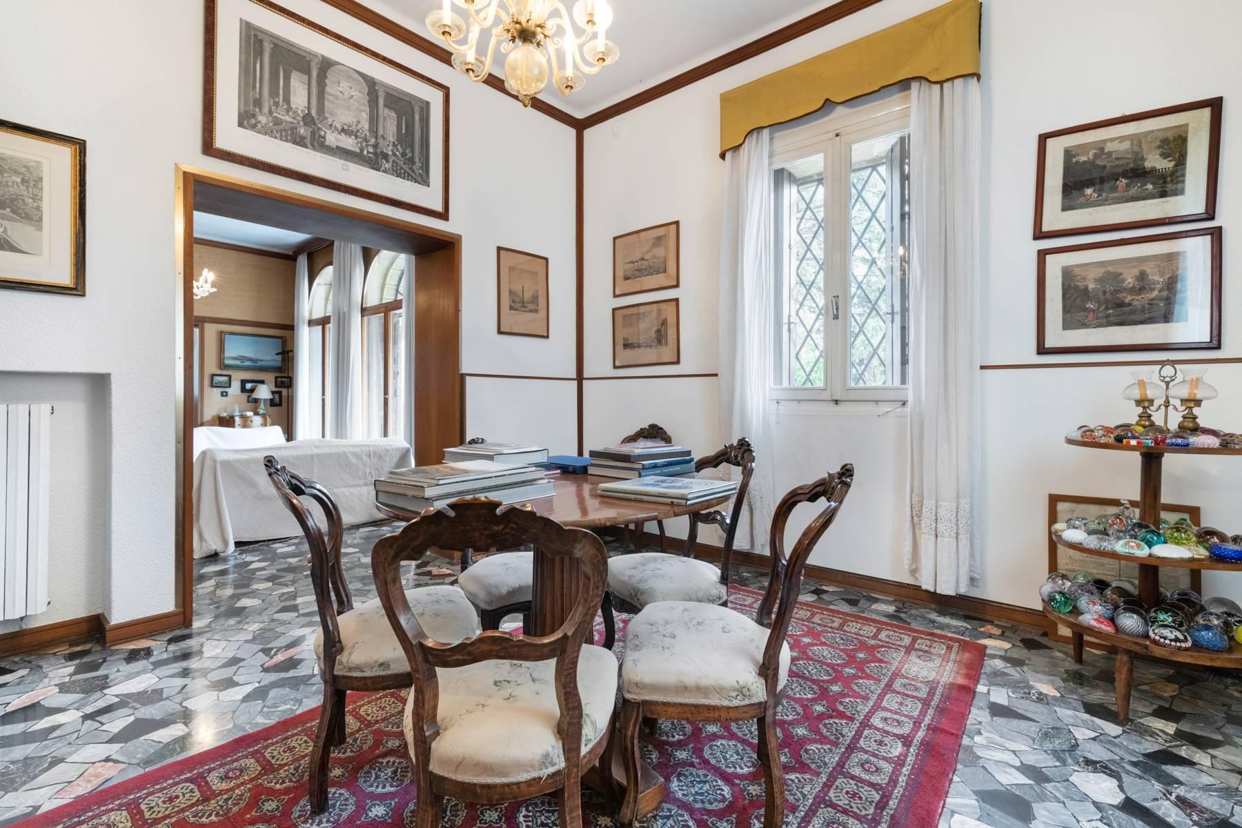 Elegante historische Villa mit privatem Park auf dem Monte Berico - 6