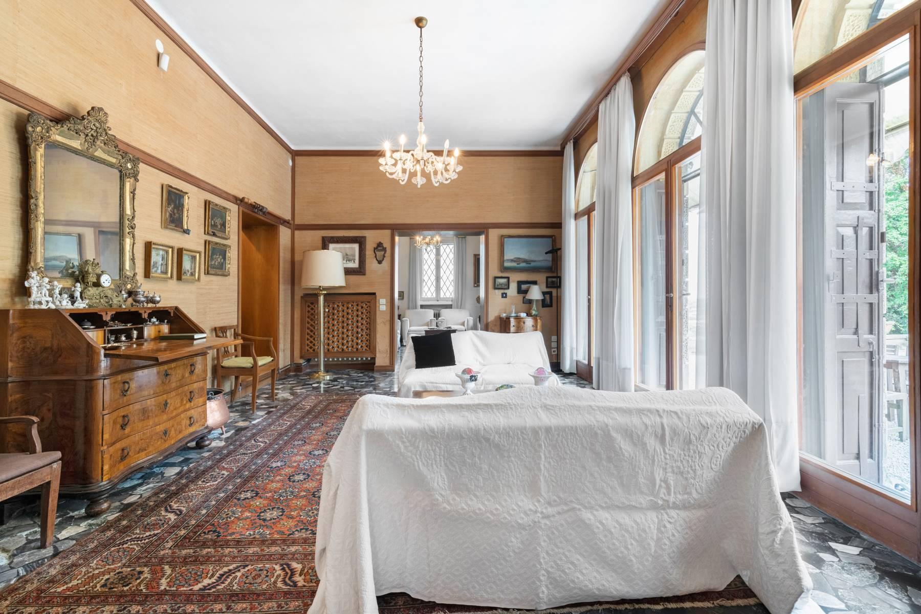 Elegante historische Villa mit privatem Park auf dem Monte Berico - 5