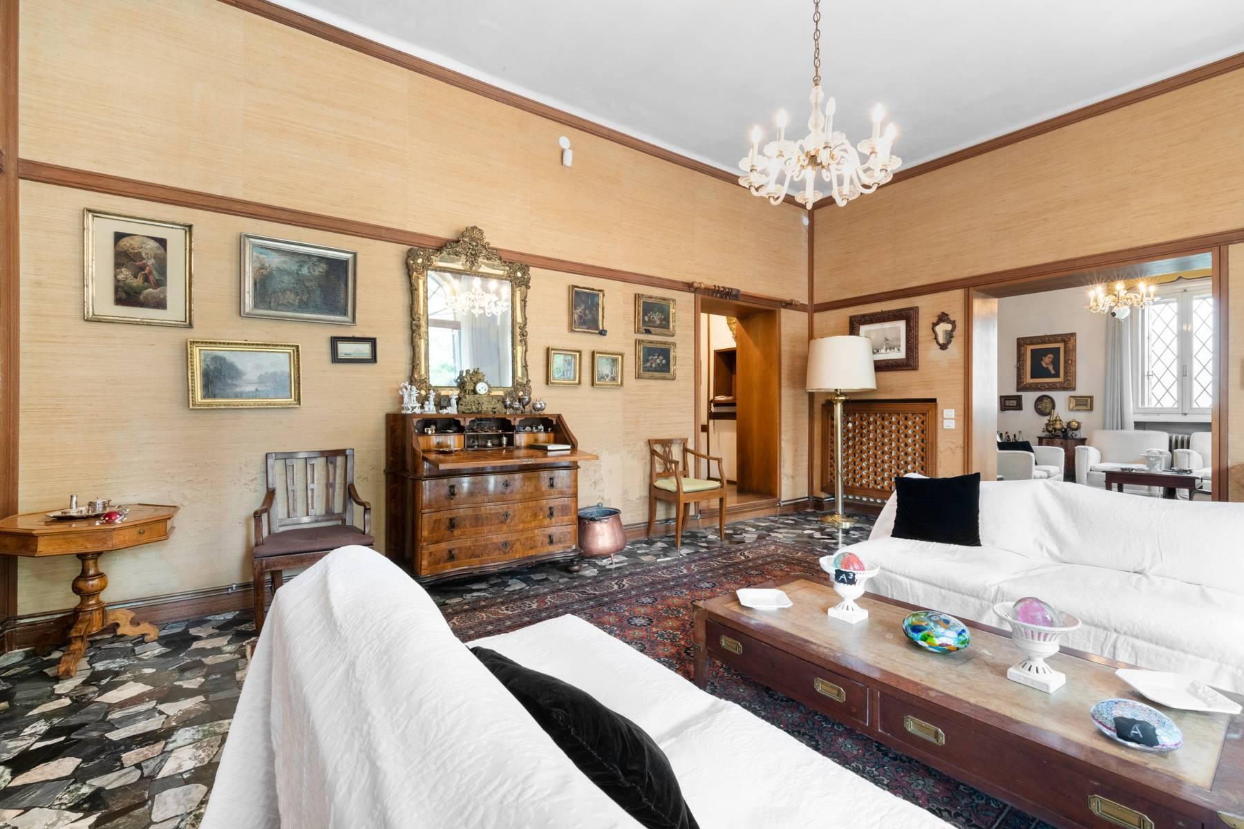 Elegante villa storica con parco privato sulla sommità del Monte Berico - 13