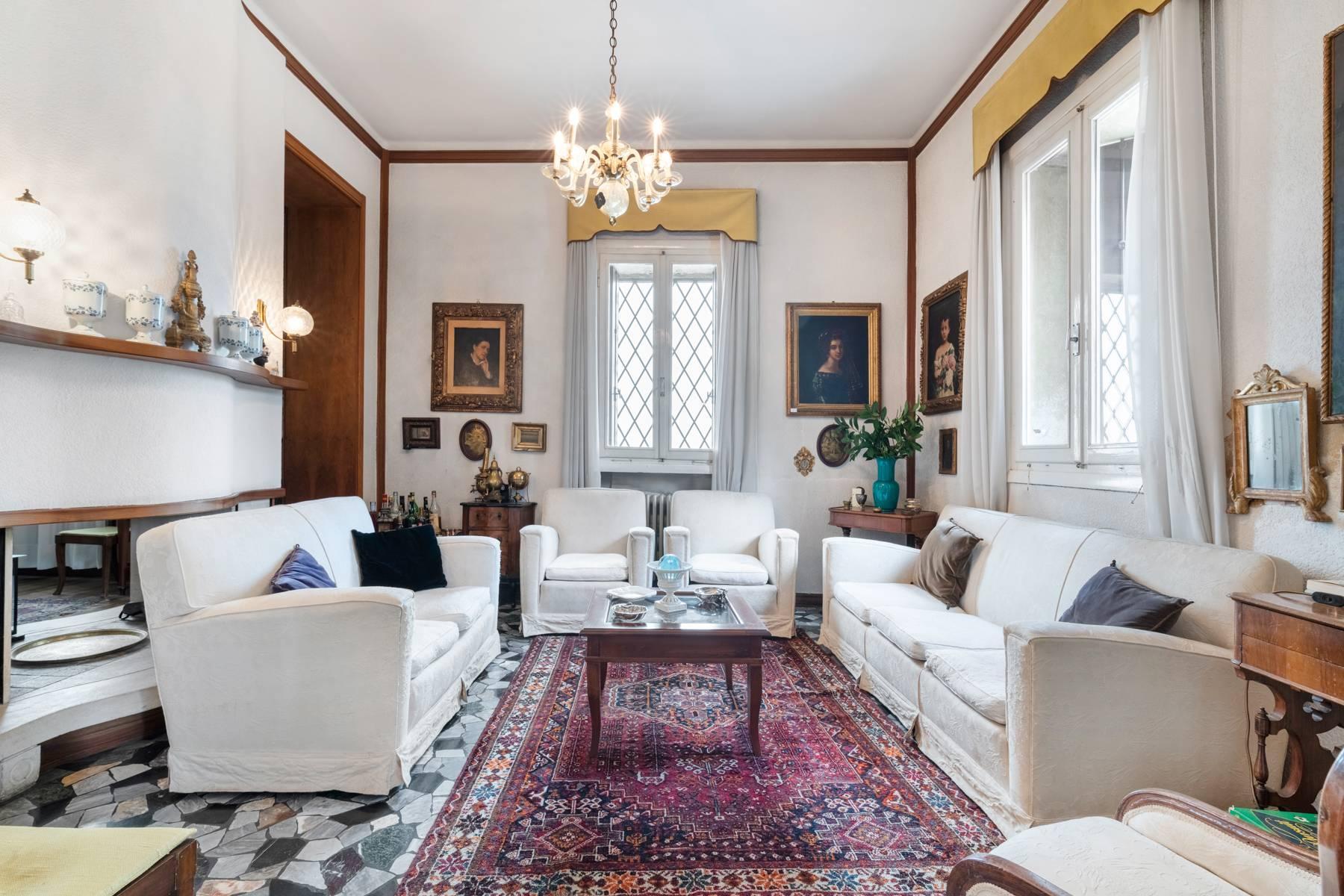 Elegante historische Villa mit privatem Park auf dem Monte Berico - 4