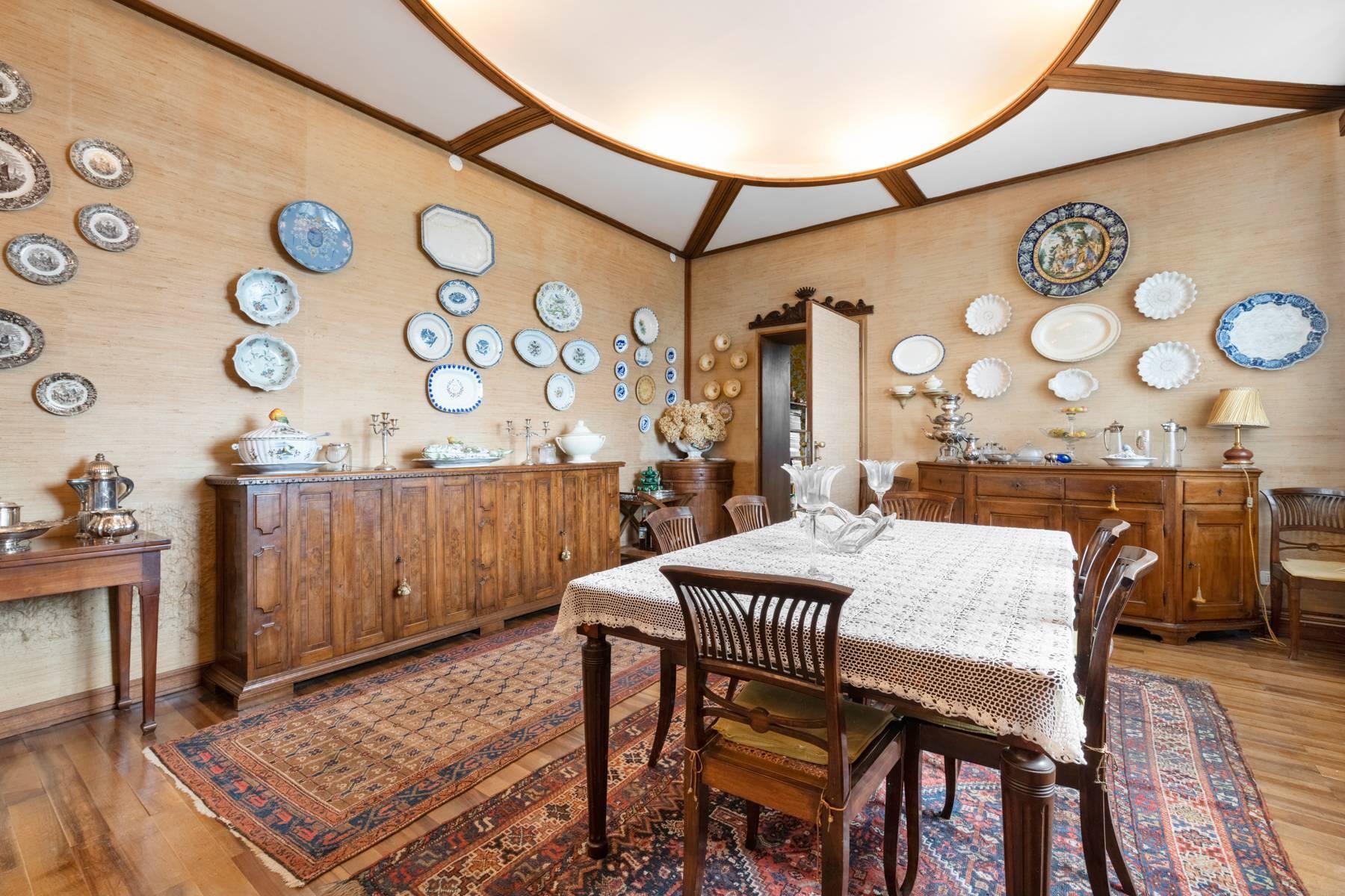 Elegante villa storica con parco privato sulla sommità del Monte Berico - 11