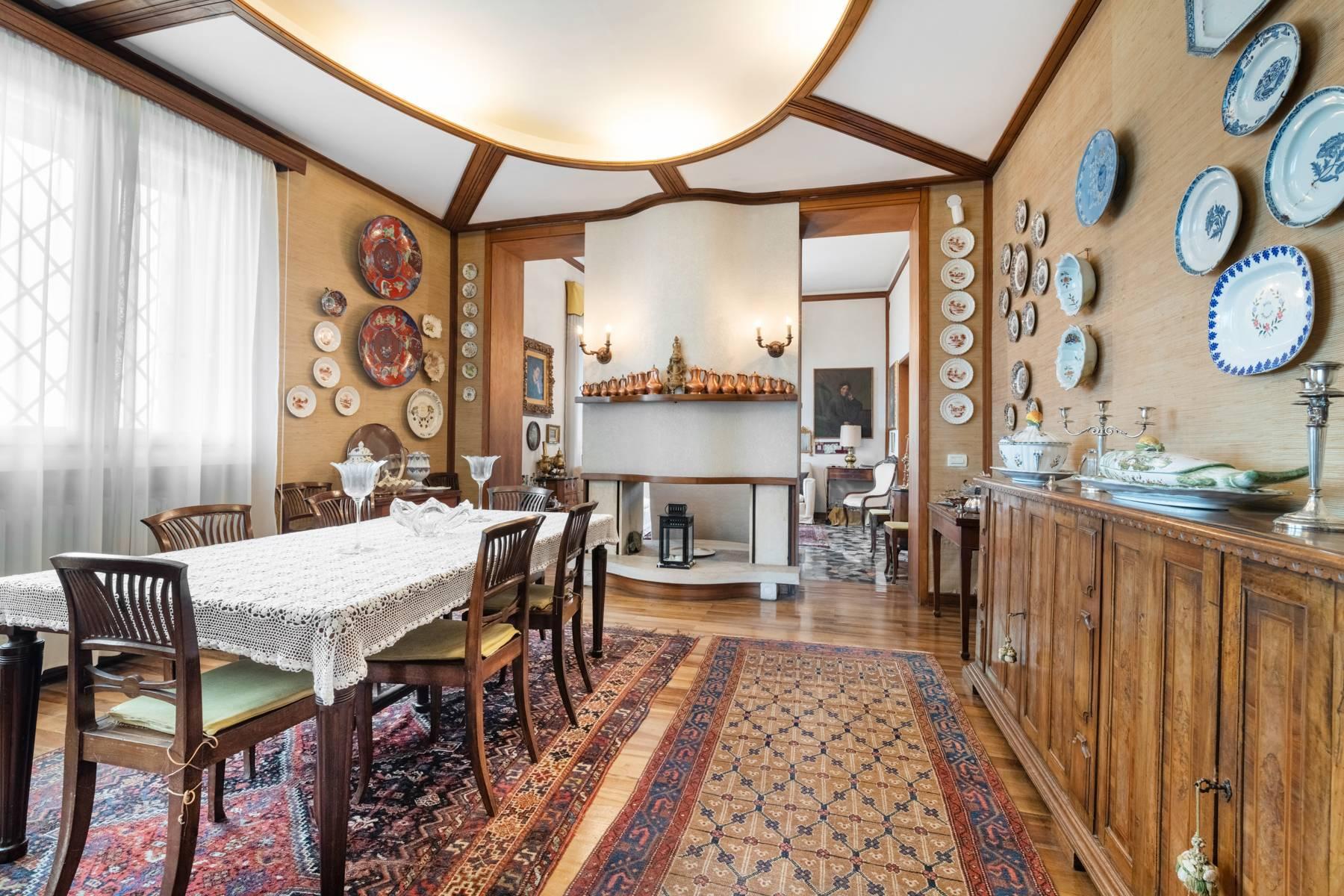 Elegante historische Villa mit privatem Park auf dem Monte Berico - 7
