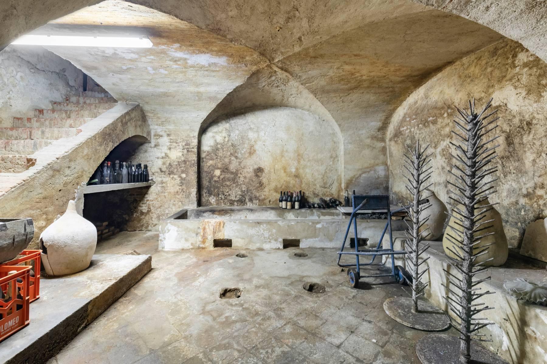 Elegante villa storica con parco privato sulla sommità del Monte Berico - 30