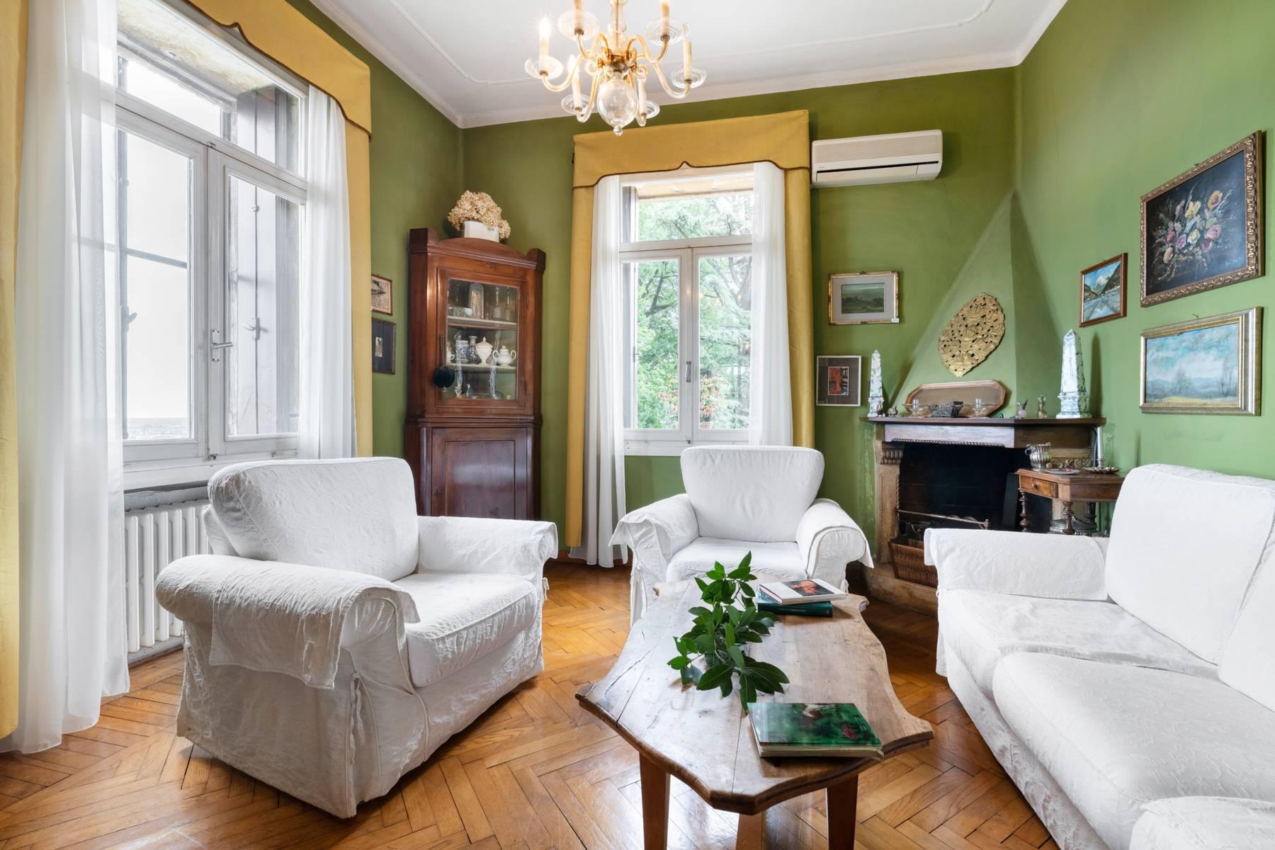 Elegante villa storica con parco privato sulla sommità del Monte Berico - 15