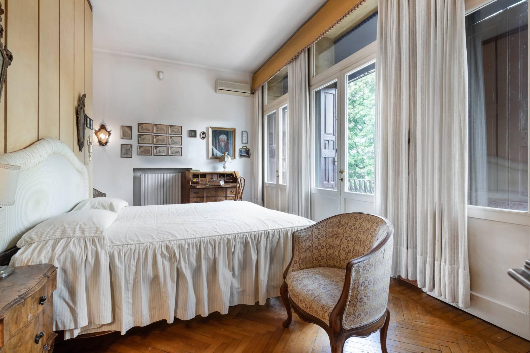 Elegante villa storica con parco privato sulla sommità del Monte Berico - 22