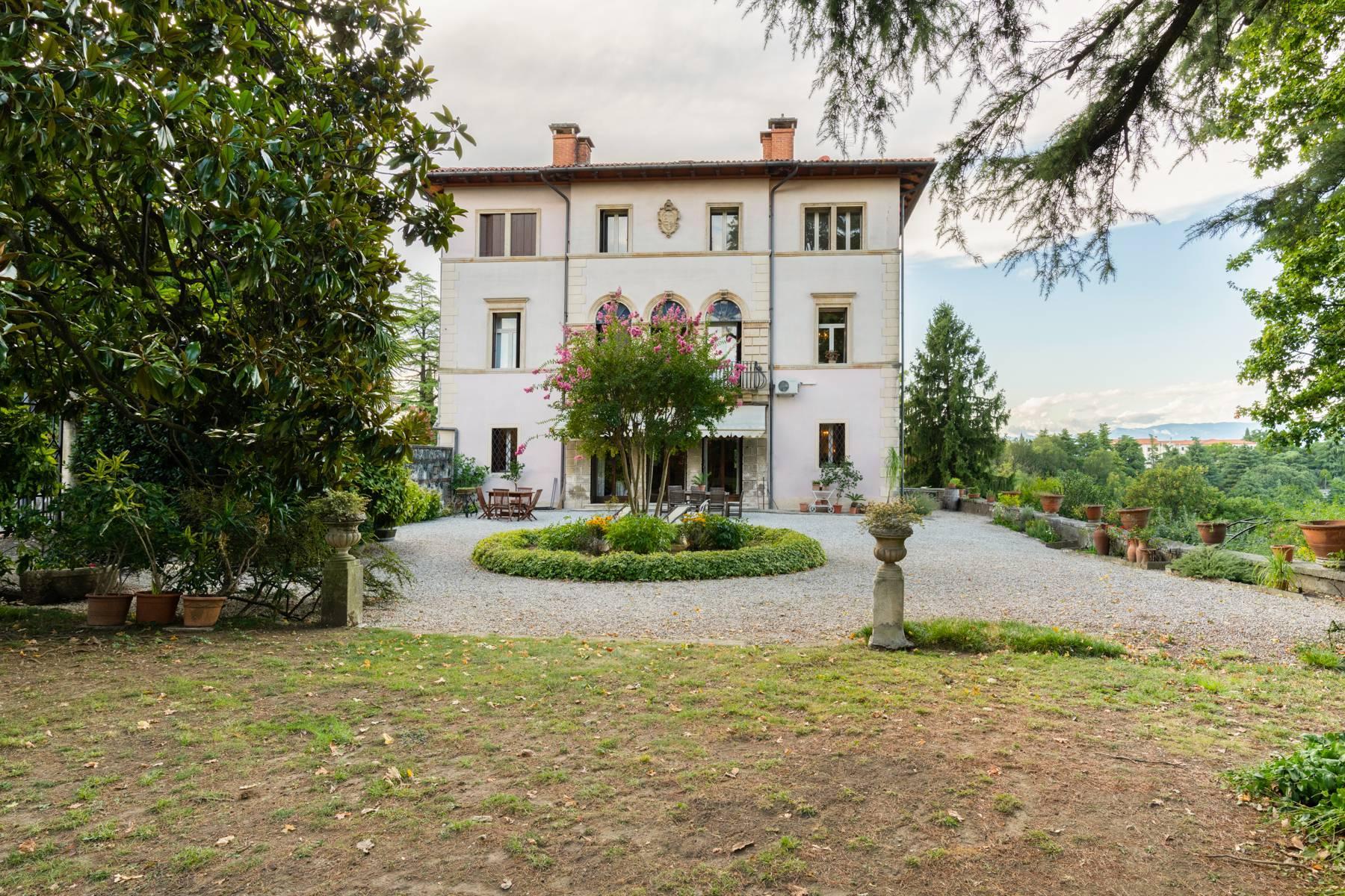 Elegante historische Villa mit privatem Park auf dem Monte Berico - 3