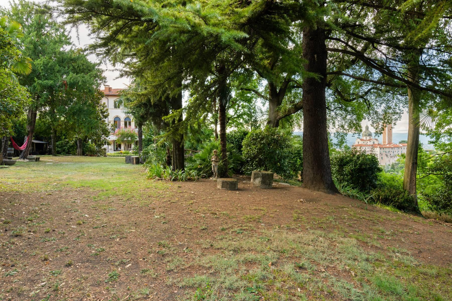 Elegante villa storica con parco privato sulla sommità del Monte Berico - 4
