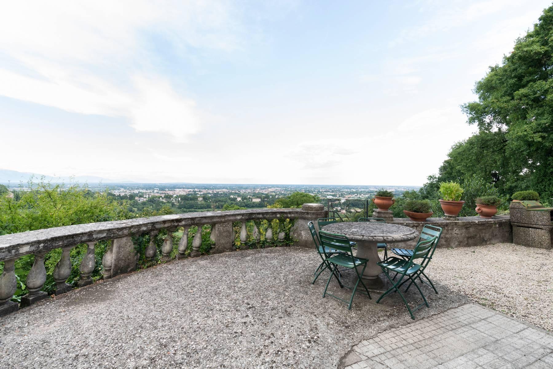 Elegante historische Villa mit privatem Park auf dem Monte Berico - 8