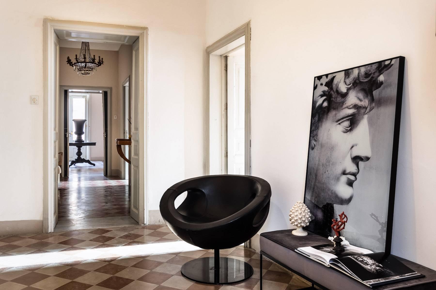 Elegante appartamento con terrazzo nel centro storico di Noto - 1