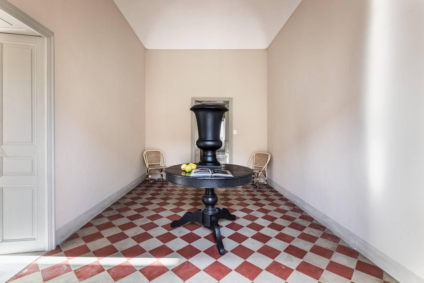 Elegante appartamento con terrazzo nel centro storico di Noto - 7