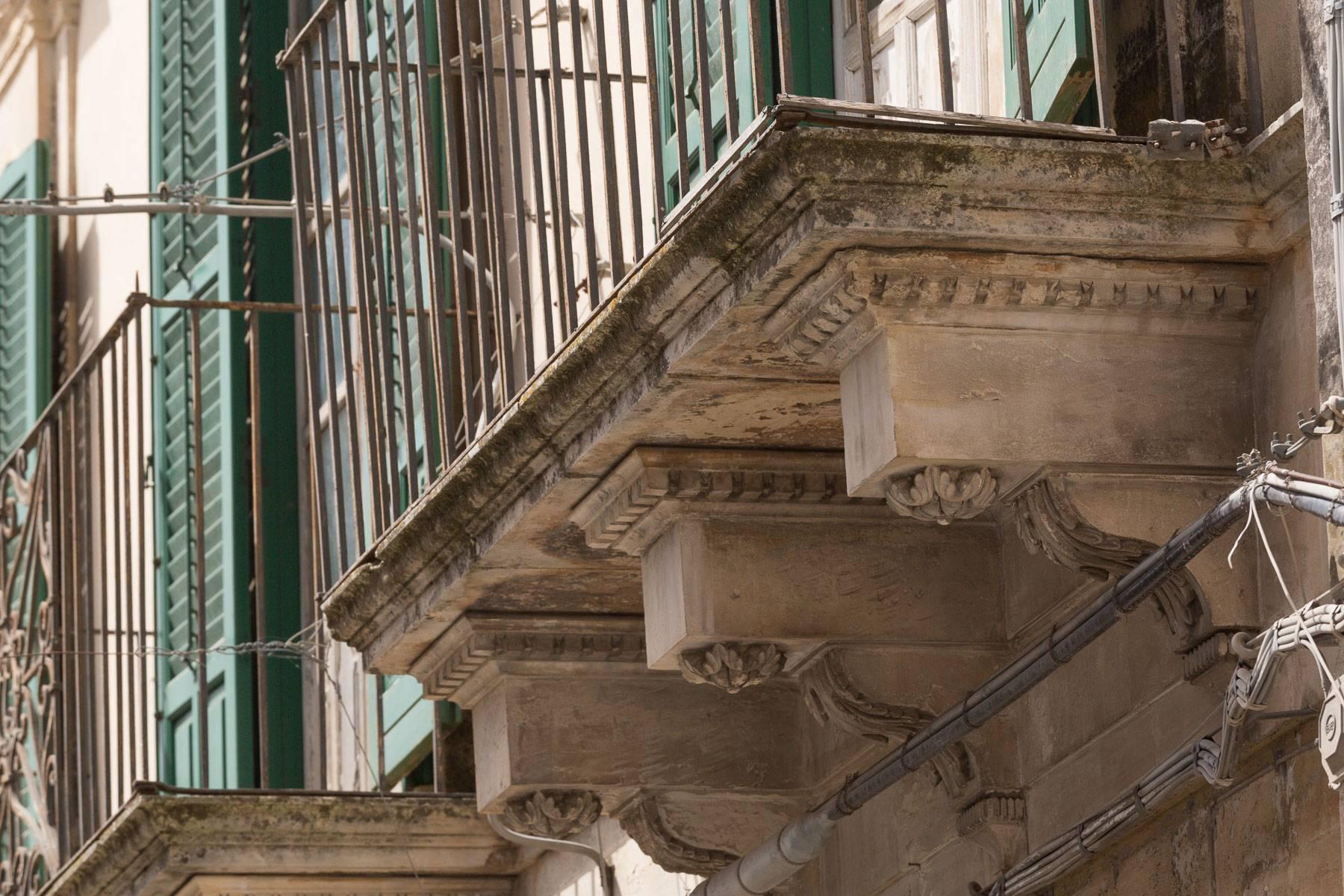 Antikes Palast in Modica - 34
