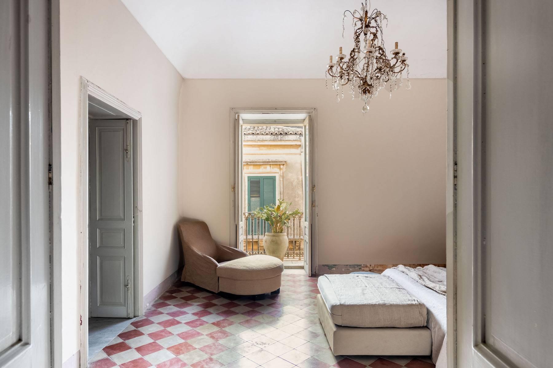 Elegante Wohnung mit Terrasse im historischen Zentrum von Noto - 15