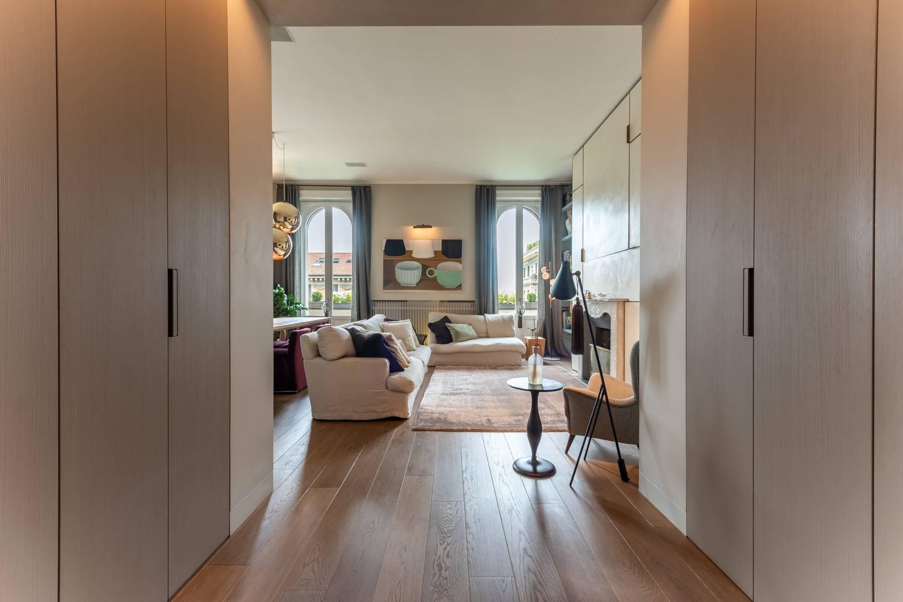 Splendido attico perfettamente ristrutturato con grande gusto - 17