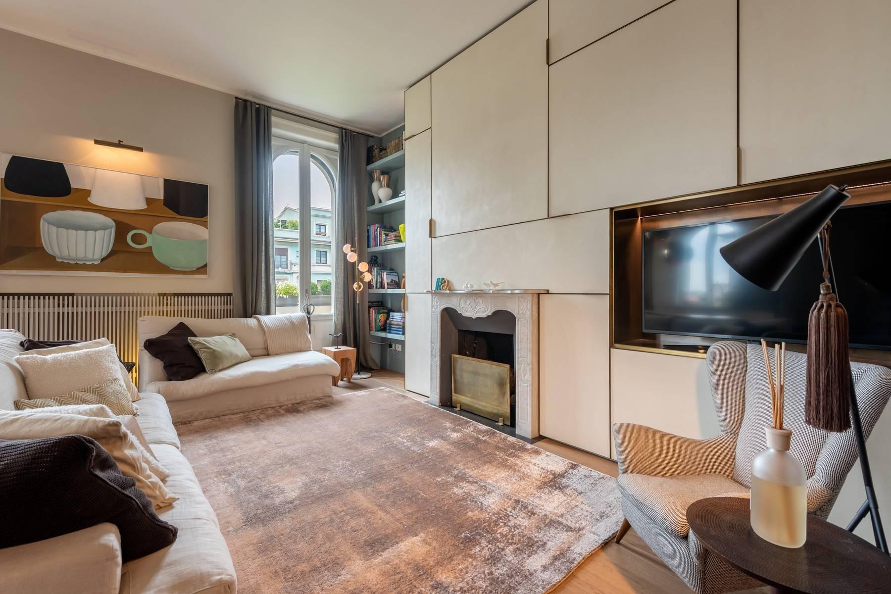 Splendido attico perfettamente ristrutturato con grande gusto - 10