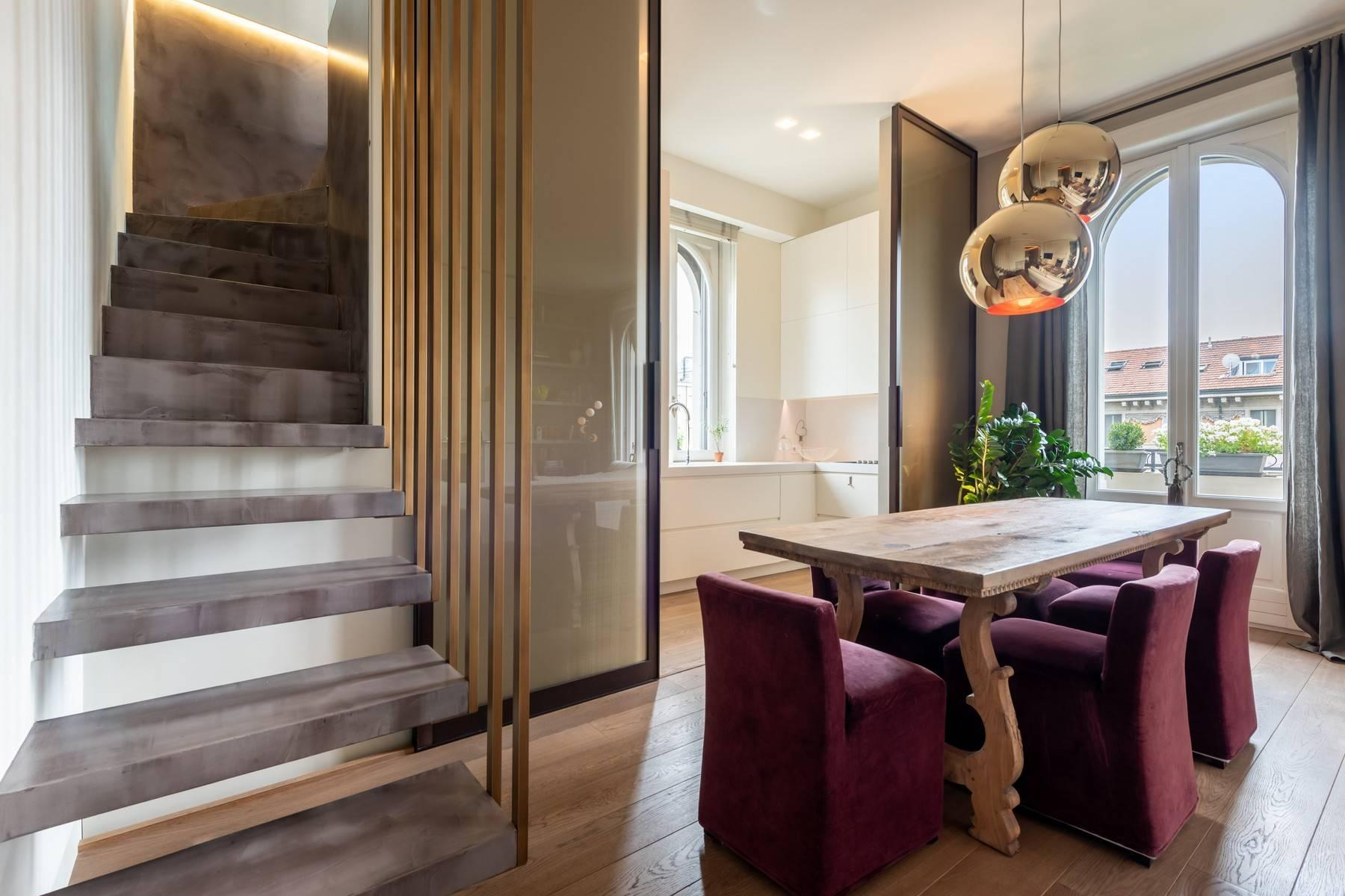 Beautiful penthouse perfectly renovated with great taste - 2