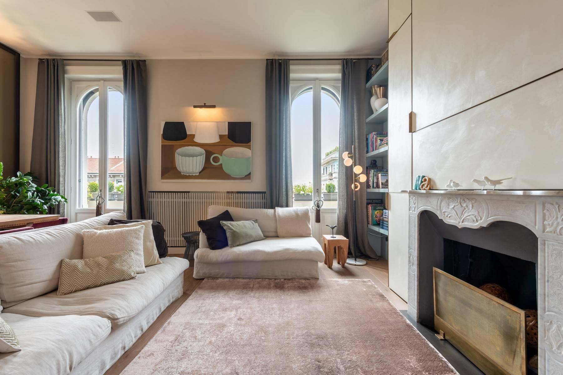 Beautiful penthouse perfectly renovated with great taste - 4