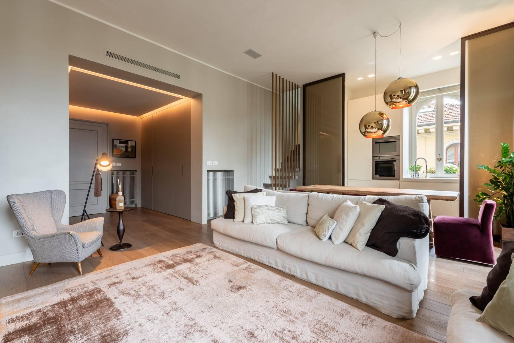 Beautiful penthouse perfectly renovated with great taste - 3