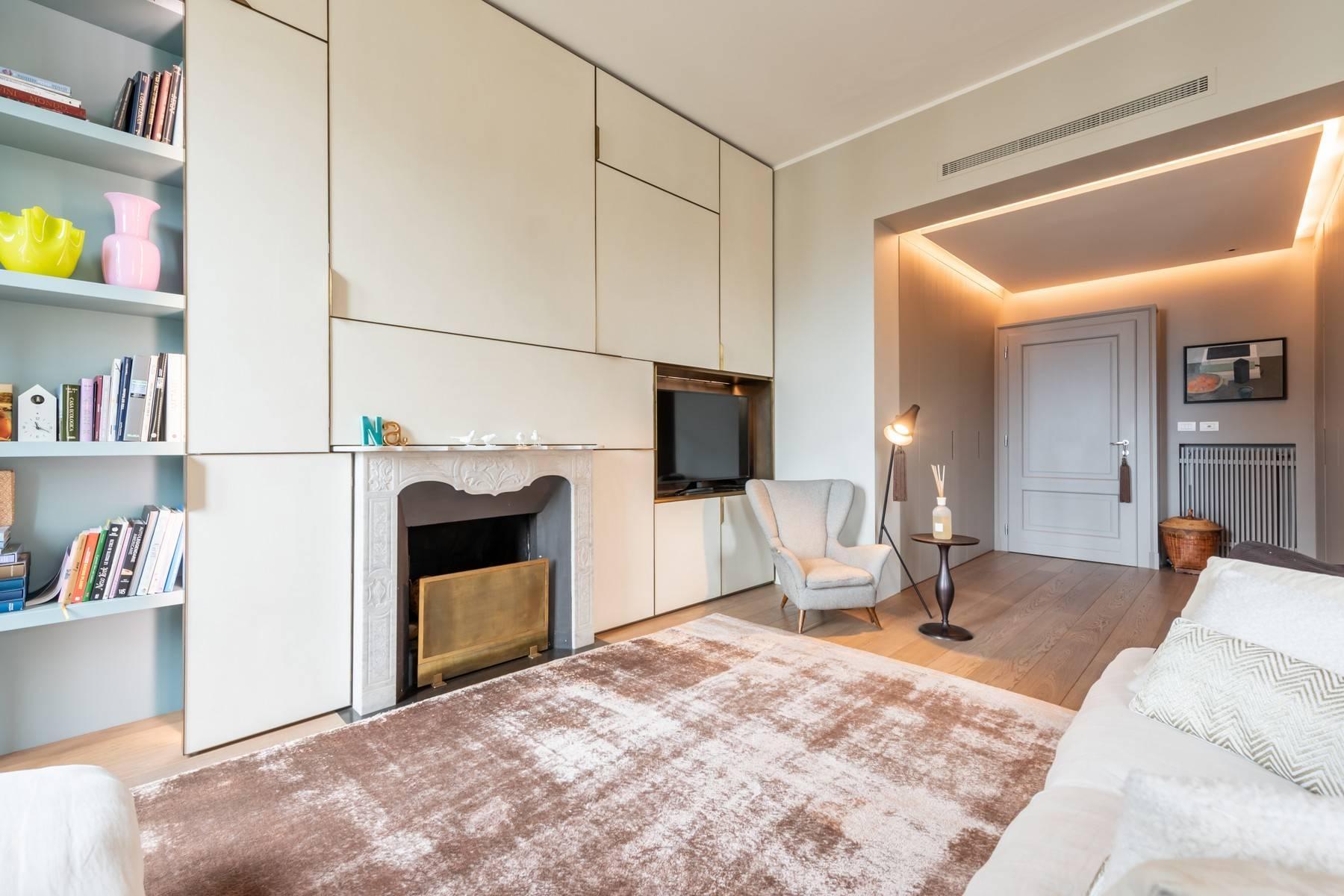 Splendido attico perfettamente ristrutturato con grande gusto - 16