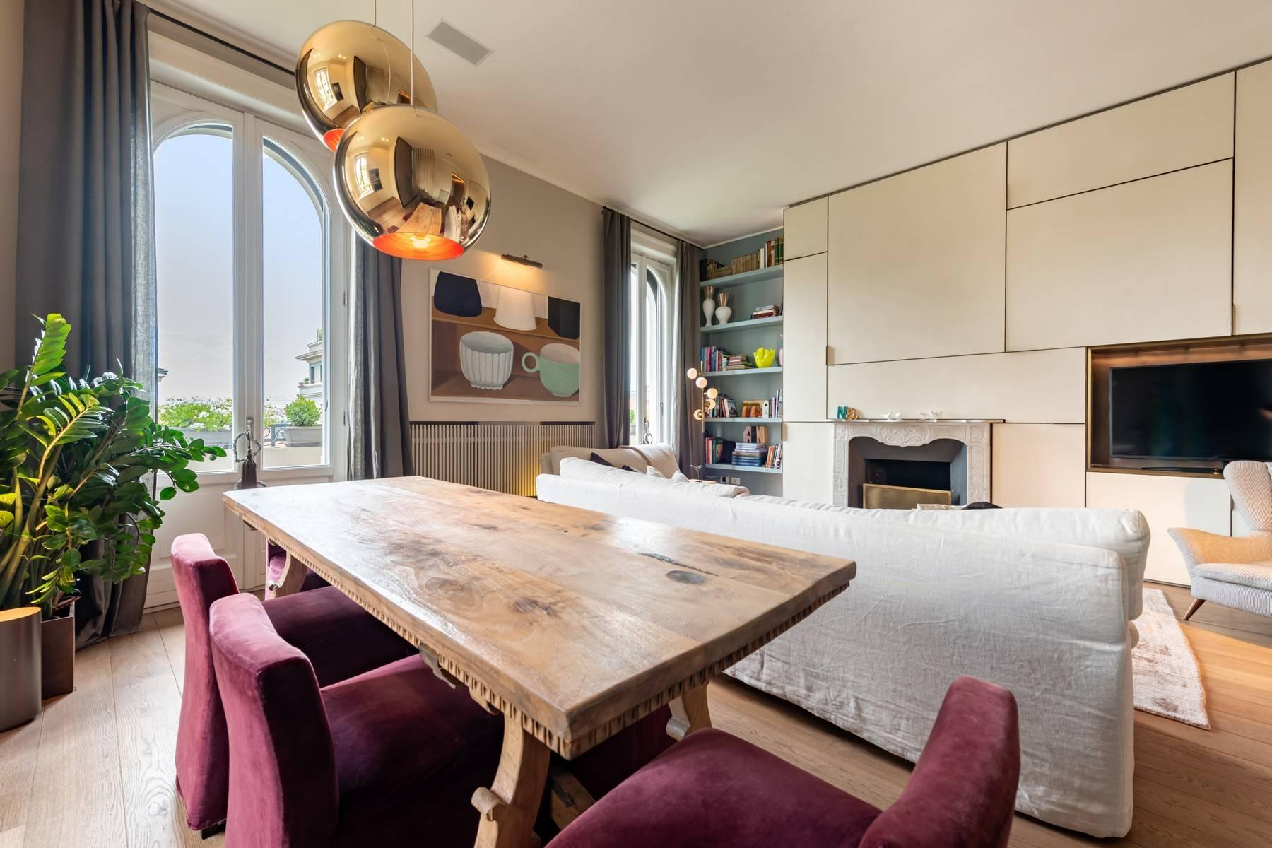 Beautiful penthouse perfectly renovated with great taste - 5