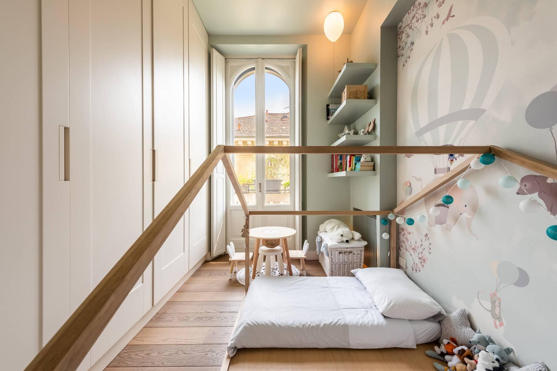 Splendido attico perfettamente ristrutturato con grande gusto - 25