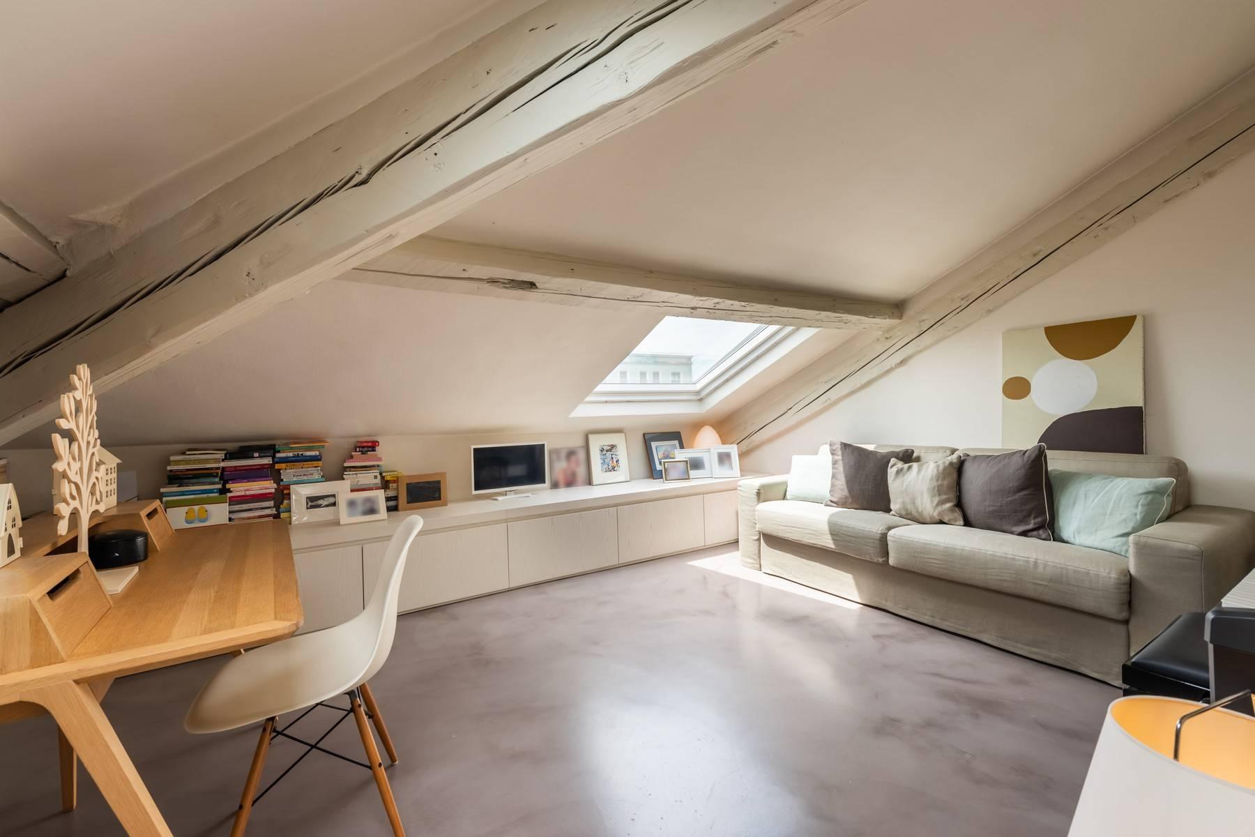 Splendido attico perfettamente ristrutturato con grande gusto - 11