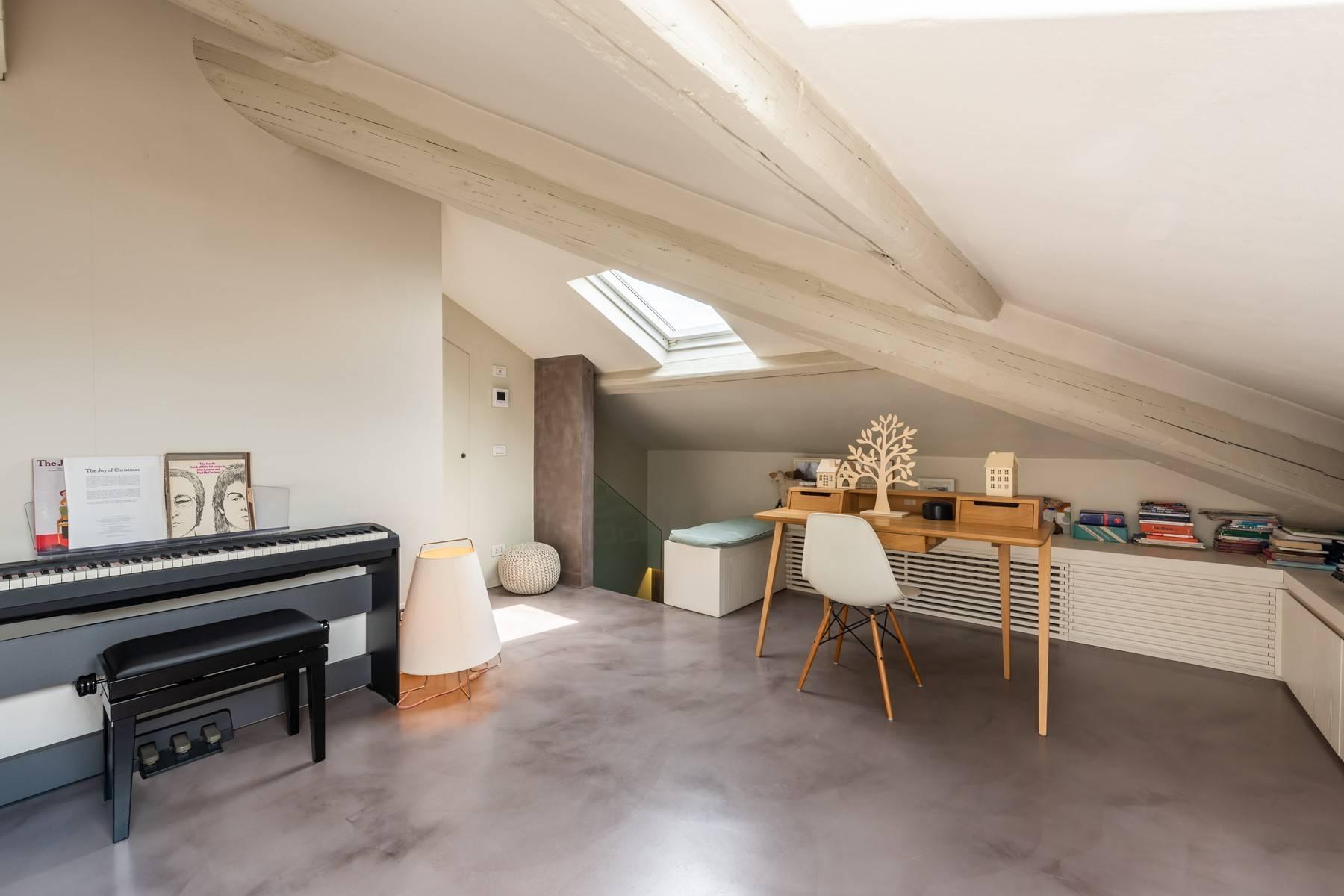 Splendido attico perfettamente ristrutturato con grande gusto - 26
