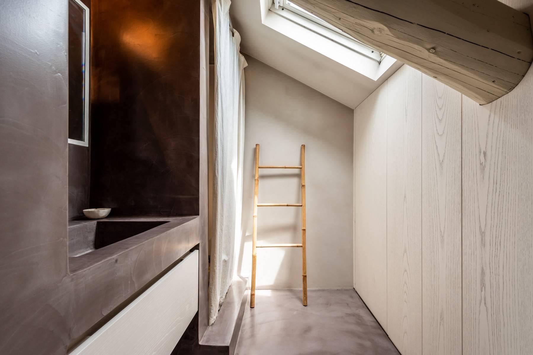 Splendido attico perfettamente ristrutturato con grande gusto - 27