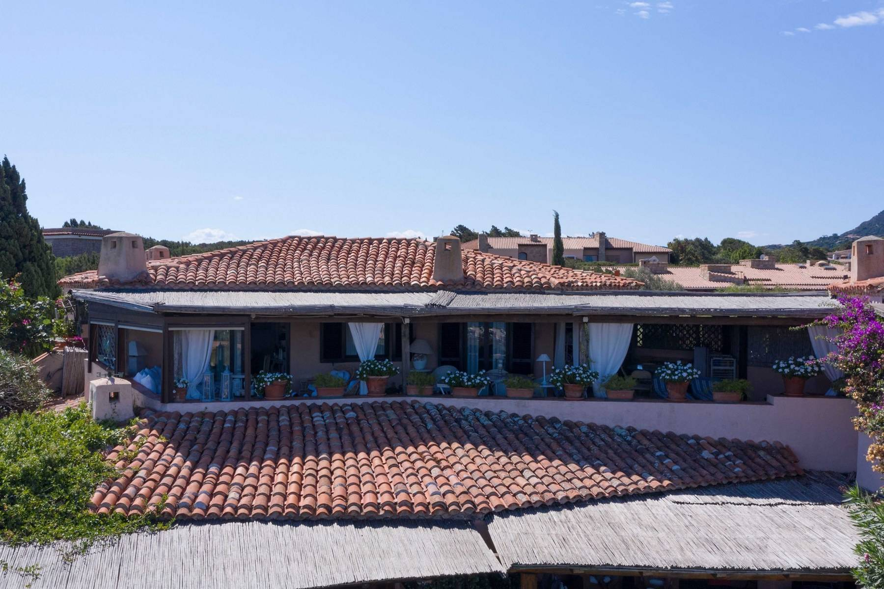 Elegant and cozy apartment overlooking the sea and the marina of Porto Cervo - 10