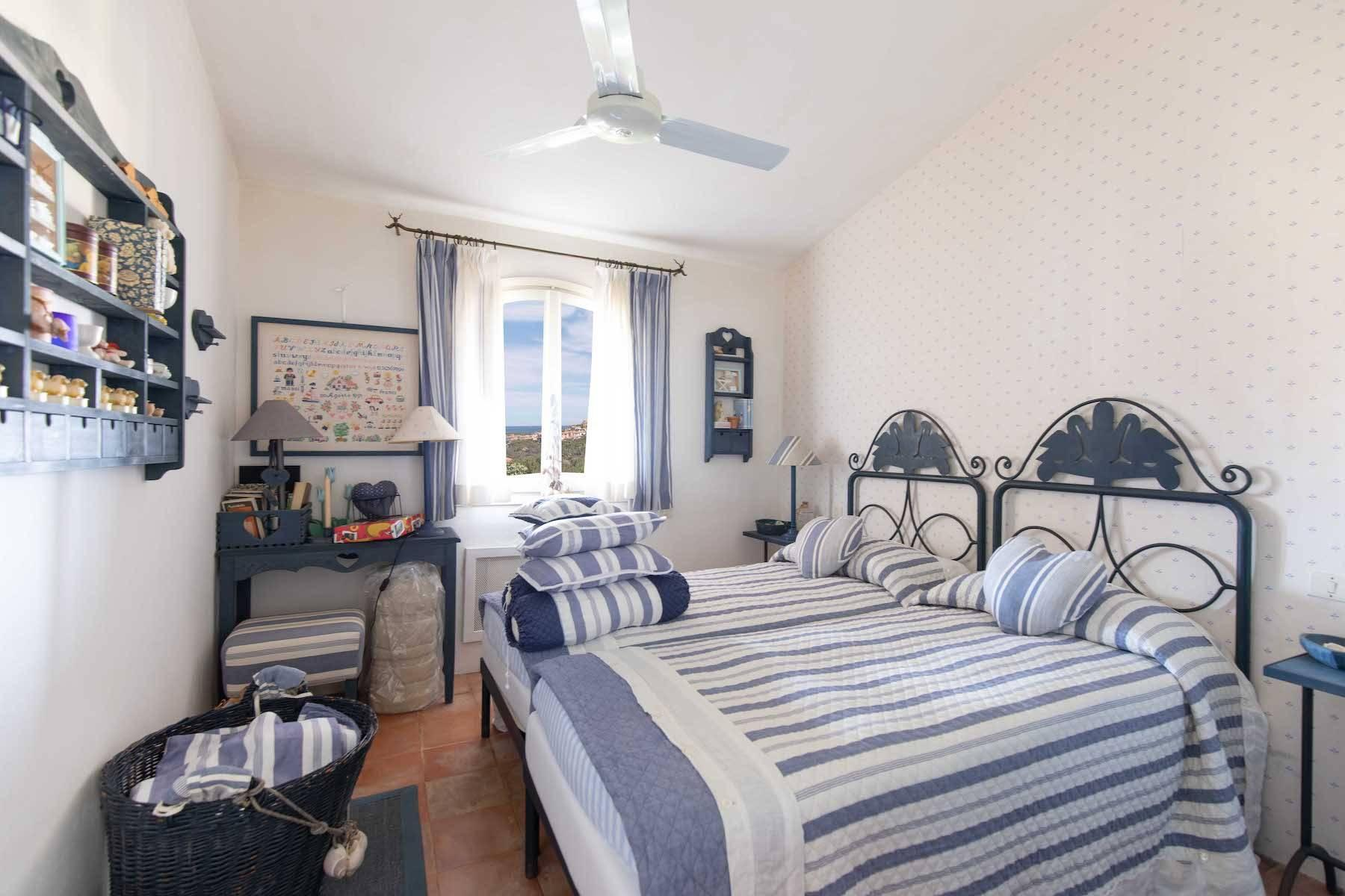 Elegant and cozy apartment overlooking the sea and the marina of Porto Cervo - 8