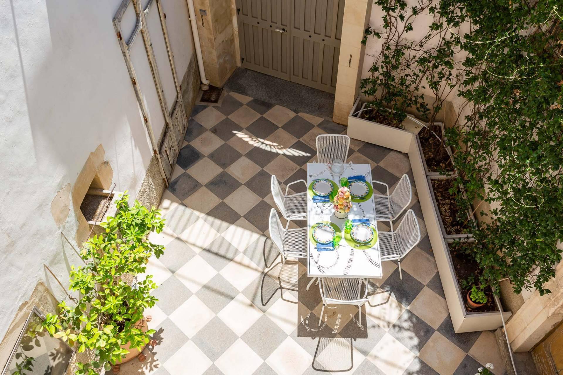 Esclusivo appartamento con terrazzo Immerso nel barocco modicano - 15