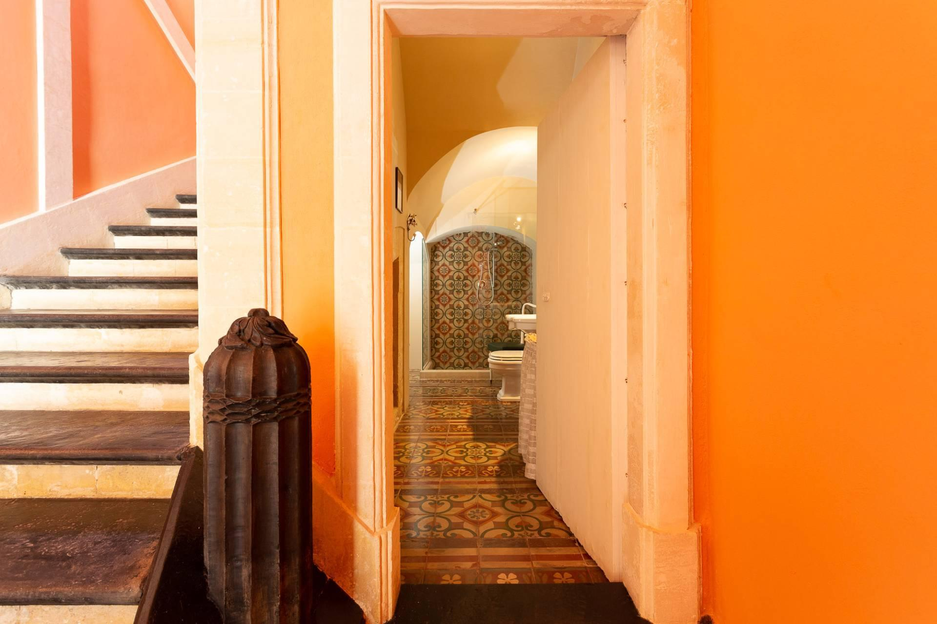 Esclusivo appartamento con terrazzo Immerso nel barocco modicano - 26