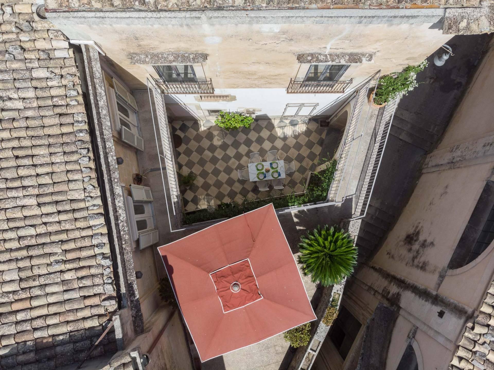 Esclusivo appartamento con terrazzo Immerso nel barocco modicano - 30