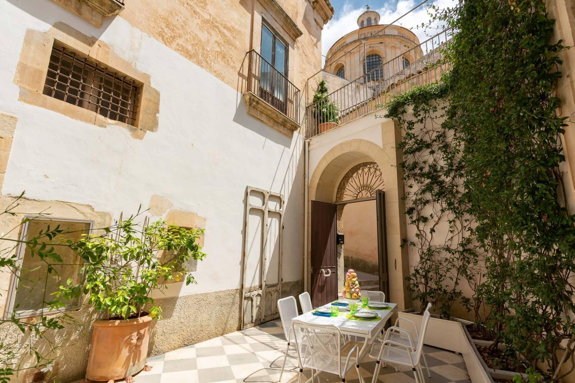 Esclusivo appartamento con terrazzo Immerso nel barocco modicano - 33