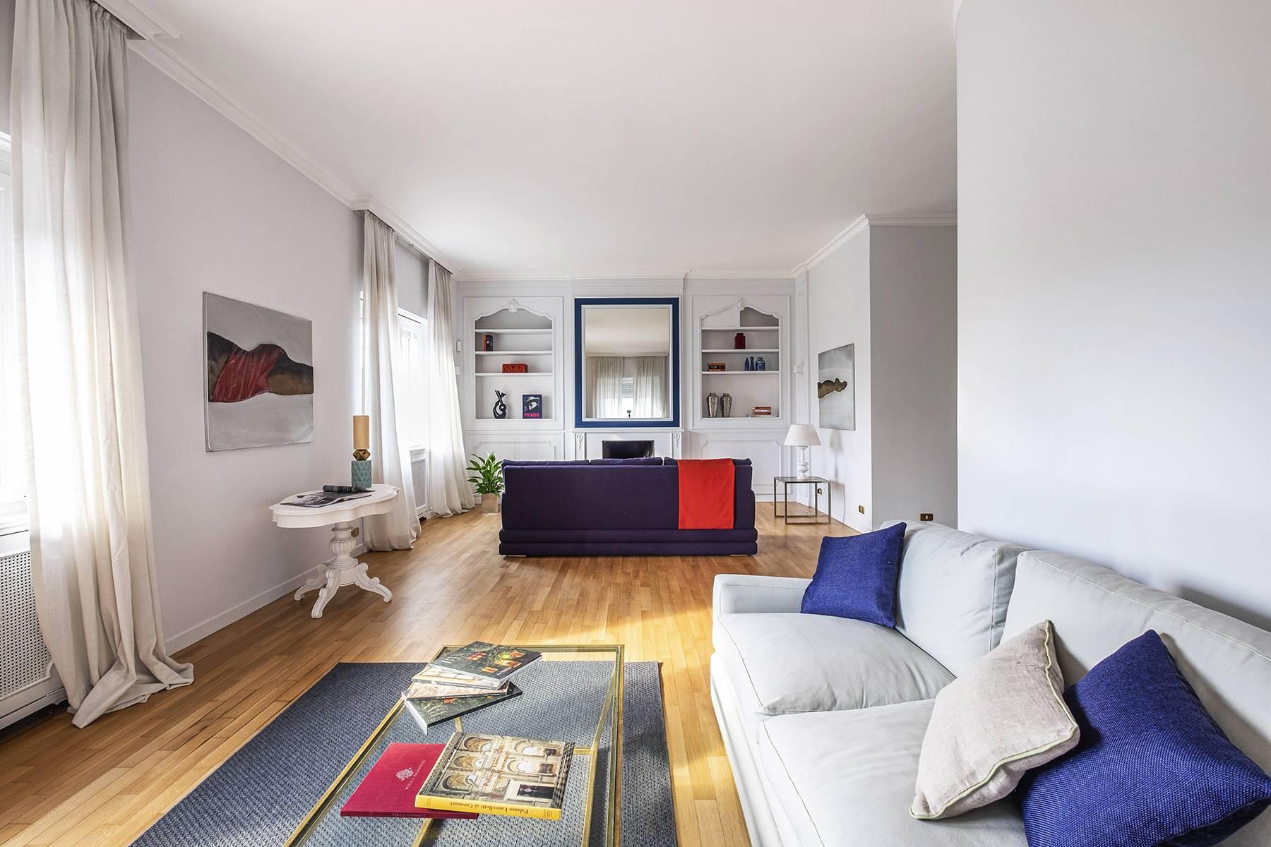 Moderno attico con splendida terrazza di 70 mq  a due passi da Villa Borghese - 15