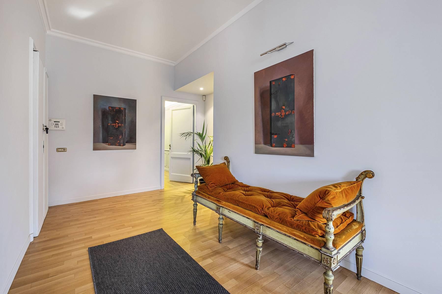 Moderno attico con splendida terrazza di 70 mq  a due passi da Villa Borghese - 5