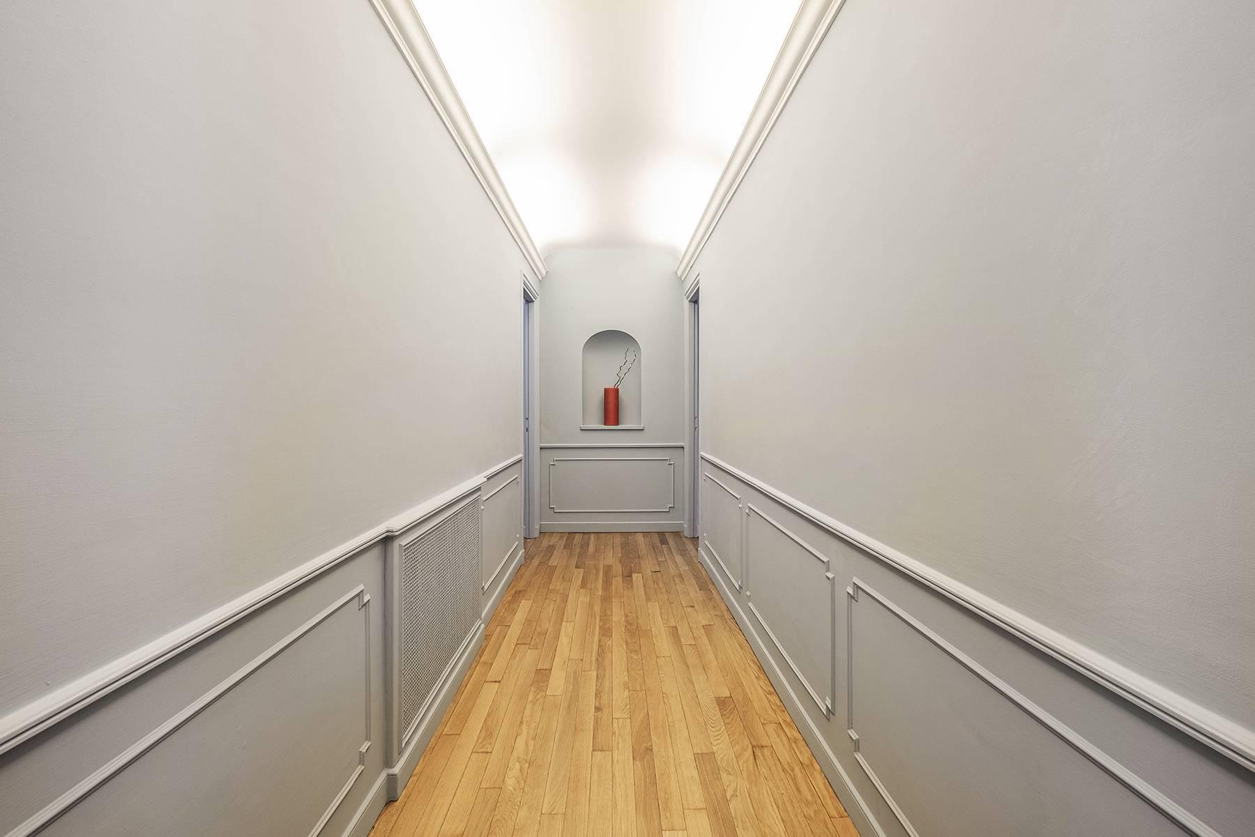 Moderno attico con splendida terrazza di 70 mq  a due passi da Villa Borghese - 9