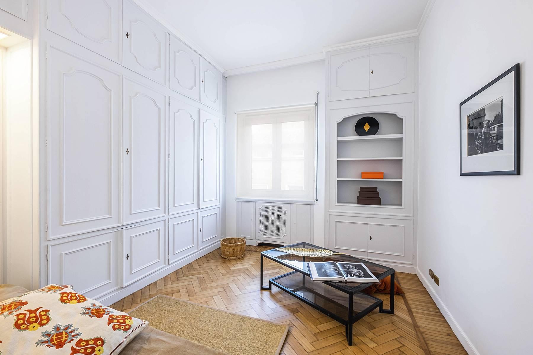 Moderno attico con splendida terrazza di 70 mq  a due passi da Villa Borghese - 19