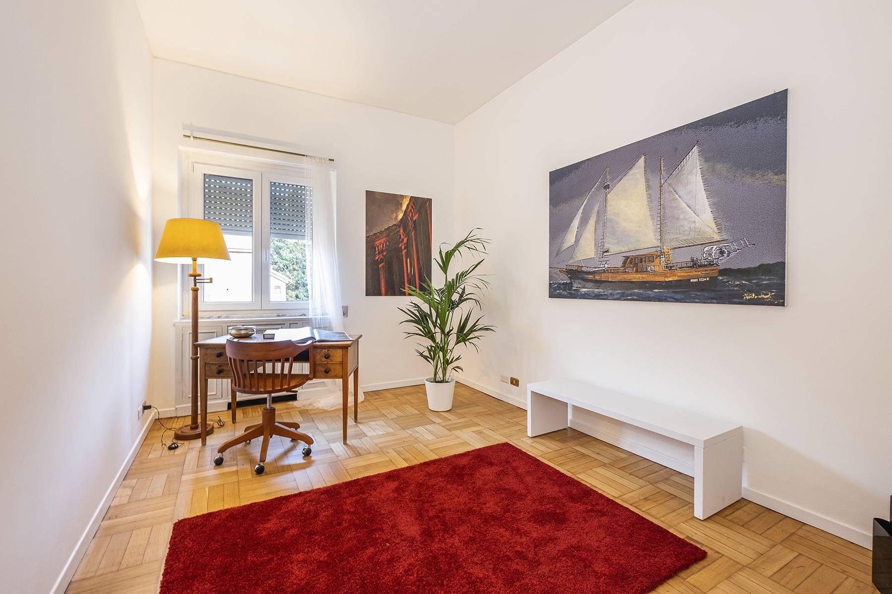 Moderno attico con splendida terrazza di 70 mq  a due passi da Villa Borghese - 20
