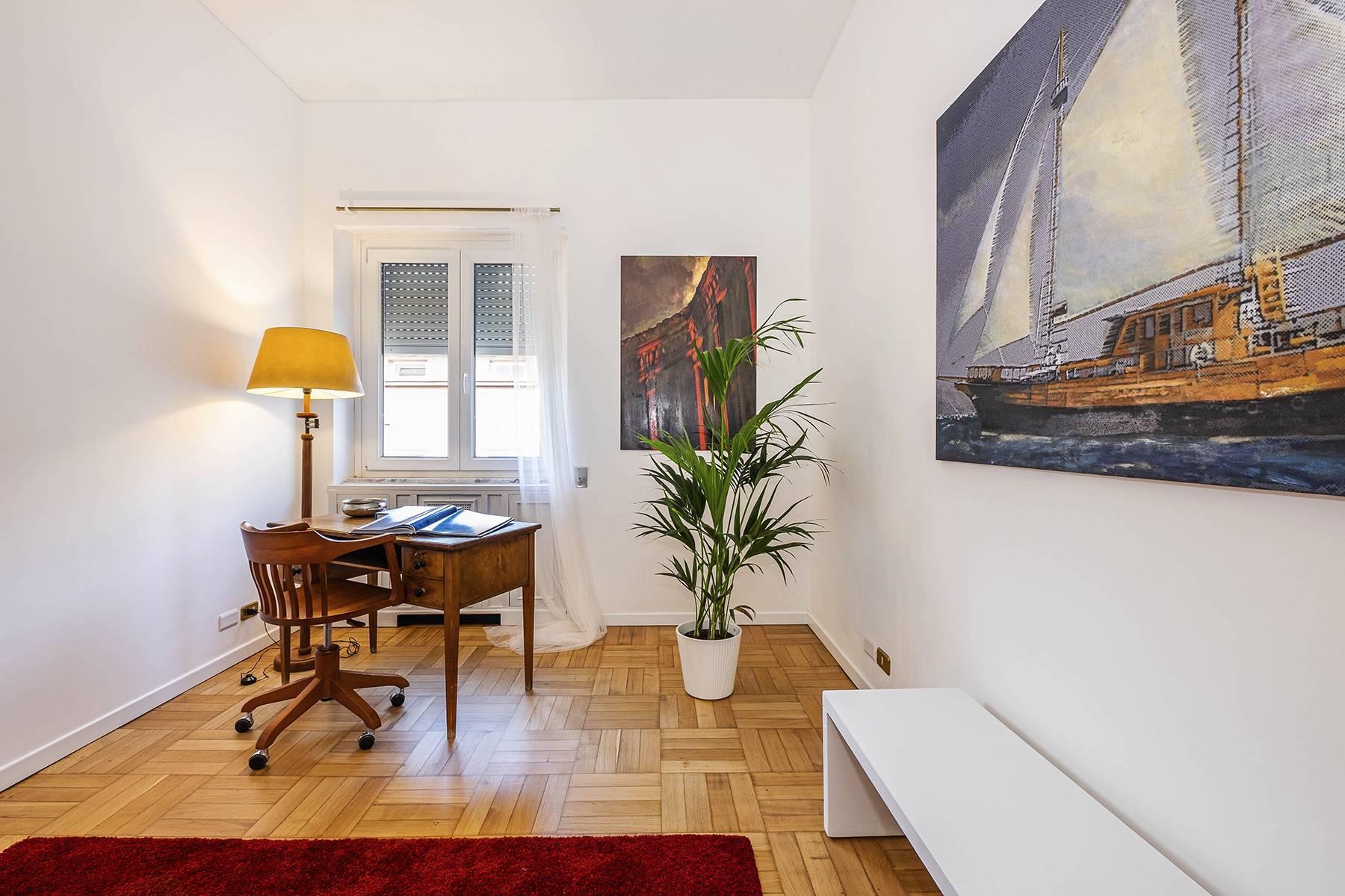 Moderno attico con splendida terrazza di 70 mq  a due passi da Villa Borghese - 21